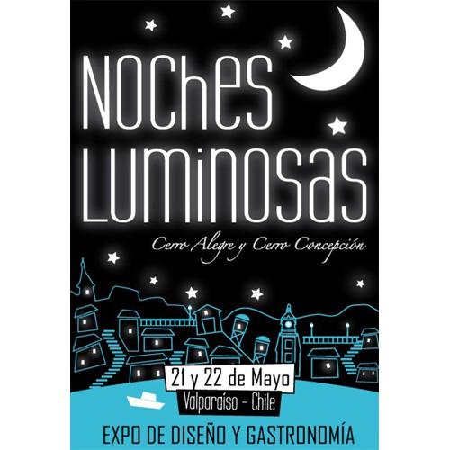 Noches Luminosas en Valparaiso 1