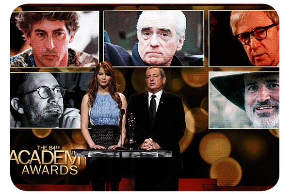 Nominaciones a los premios Oscar 2012: otra vez 1