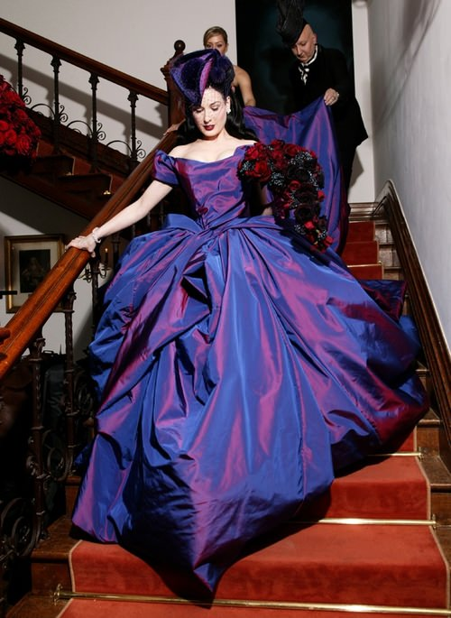 Ideas e inspiración para el vestido de novia 12