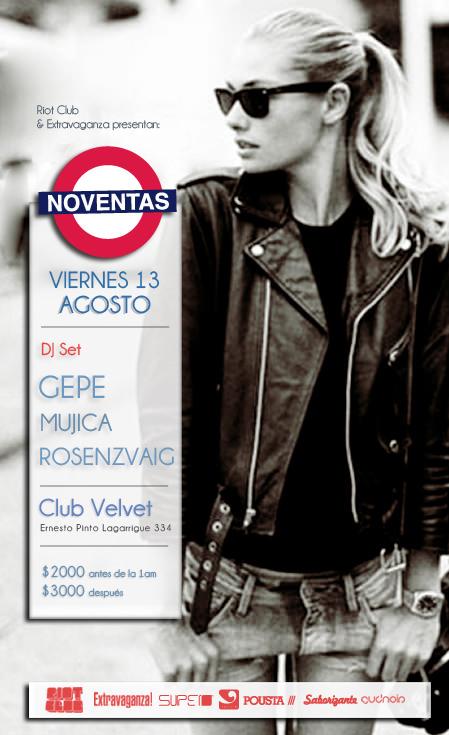 VIE/13/08 Fiesta Noventas 1