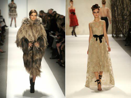 NYC Fashion Week Otoño/Invierno 2011 1