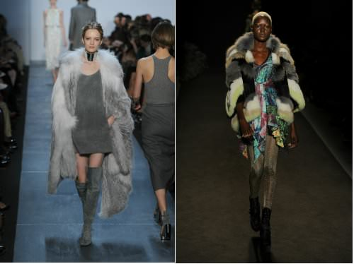 NYC Fashion Week Otoño/Invierno 2011 2