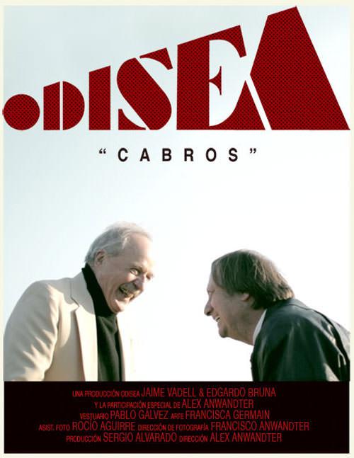 """Adelanto de 'Cabros"""", el primer video de Odisea, de Alex Anwandter 1"""