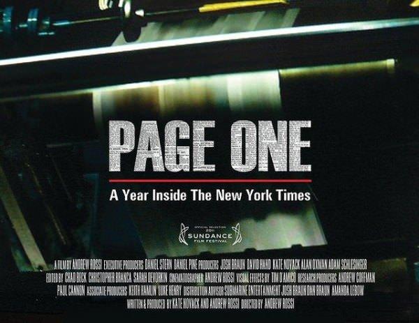 El documental de The New York Times 1