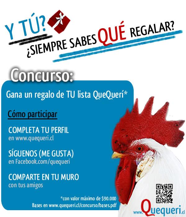 Web: Quequeri.cl 1