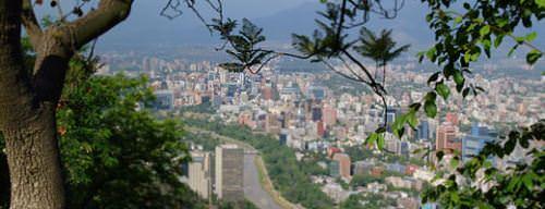 Redescubrir el Cerro San Cristóbal 1