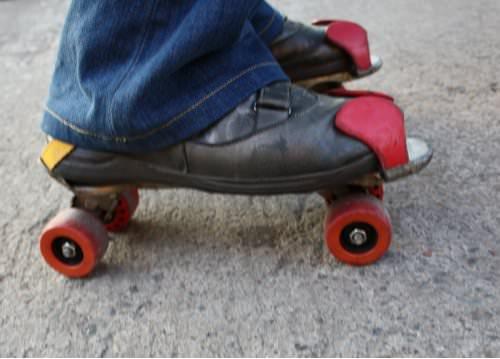 Mis primeros patines 2
