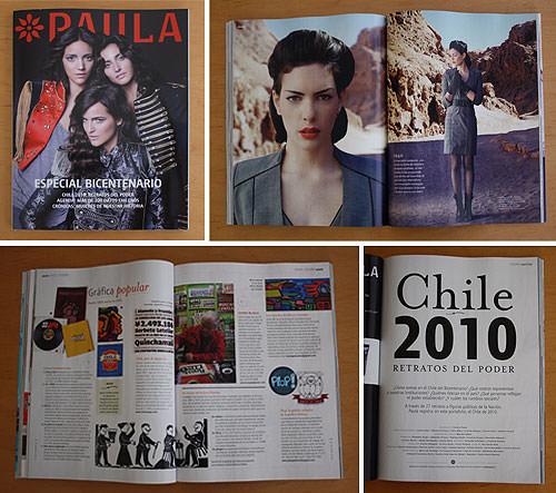 Revista Paula, edición Bicentenario 1