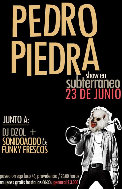 MIE/23/06 Pedropiedra en vivo 1