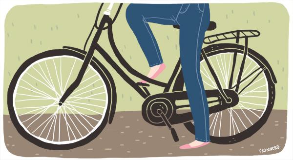 4 razones para ir al trabajo en bicicleta 1