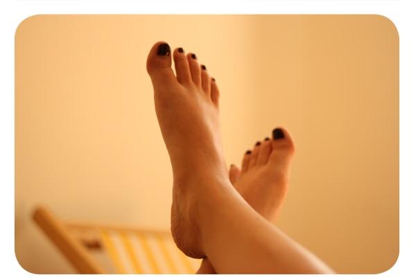 Los pies: sobre el amor y el odio 1