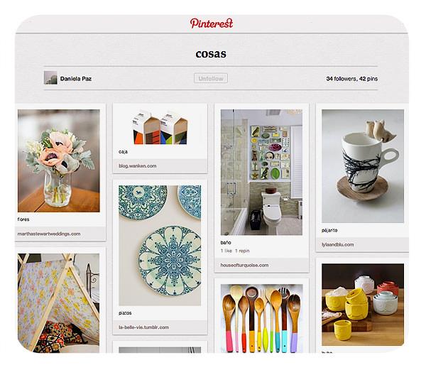 Algunas razones para amar y ocupar Pinterest 1