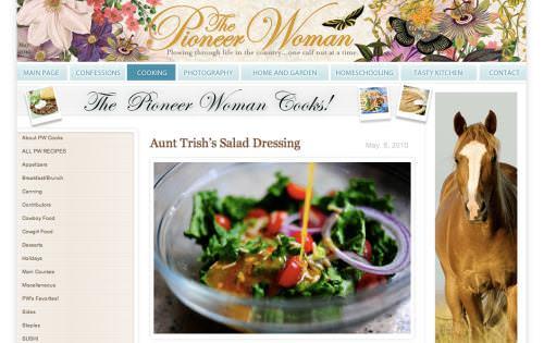 Las recetas (y fotos) de The Pioneer Woman 1