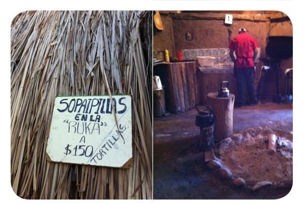 Sopaipillas mapuches en Pirque 1