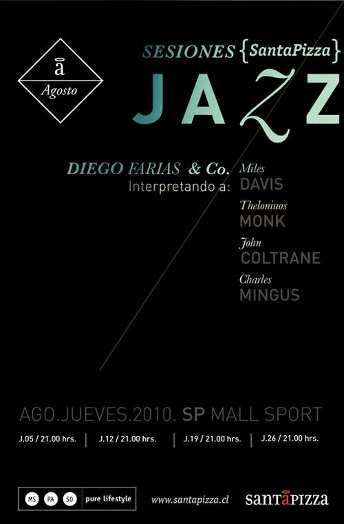 JUE/26/08 Ciclo de Jazz 1