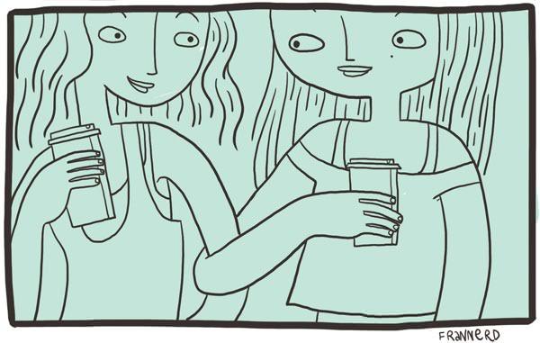 Derechos y responsabilidades de las mejores amigas 1