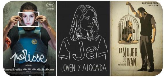 """""""Mujer detrás y frente a la cámara"""" en el Centro Arte Alameda 1"""