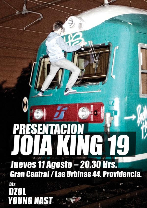 Lanzamiento revista Joia #19 2