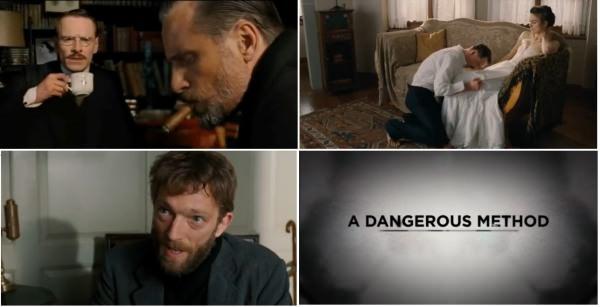 El trailer de A Dangerous Method 1