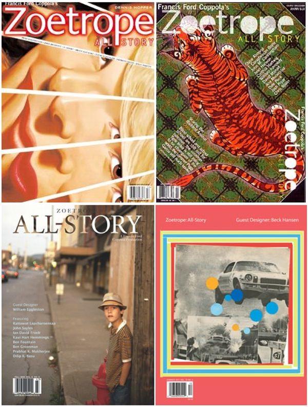 Zoetrope All Story: la increíble revista de Coppola 1
