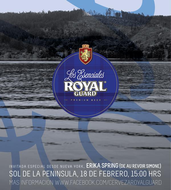 Erika Spring en Chile 1