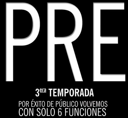 "Obra de teatro ""Pre"" 1"
