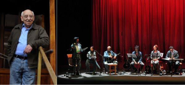 La nueva obra de Juan Radrigán, Premio Nacional de las Artes de la Representación 1
