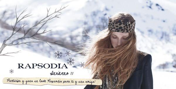 Ganate un look Rapsodia para ti y una amiga! 1