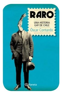 Raro, el nuevo libro de Óscar Contardo 1
