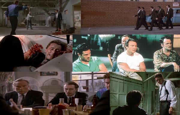Las escenas: Reservoir Dogs 1