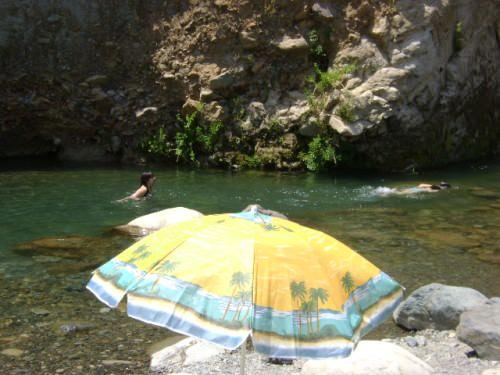 Mini vacaciones: Río Clarillo 1