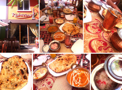Rishtedar, comida india para compartir 1