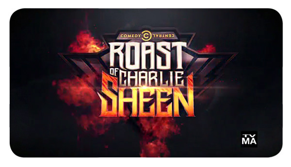 Roast of Charlie Sheen en VH1 1