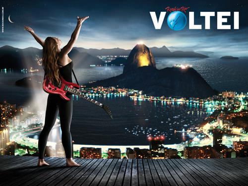 El Rock in Rio vuelve a Río 1
