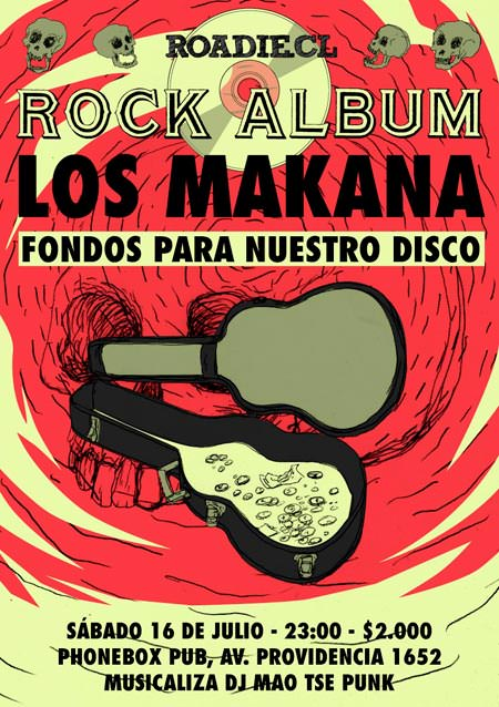 SAB/16/07 Rock Álbum 3