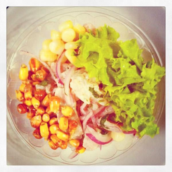 Rocoto, comida peruana a domicilio 1