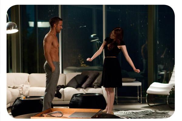 Las escenas: Ryan Gosling y Dirty Dancing en Crazy. Stupid. Love. 1