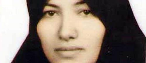 Sakineh Ashtianí podría morir lapidada 1