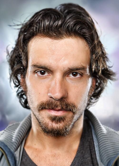 santiago cabrera imdb