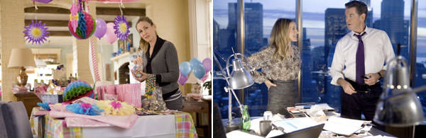 Sarah Jessica, Christina Hendricks y listas: I Don't Know How She Does It 1