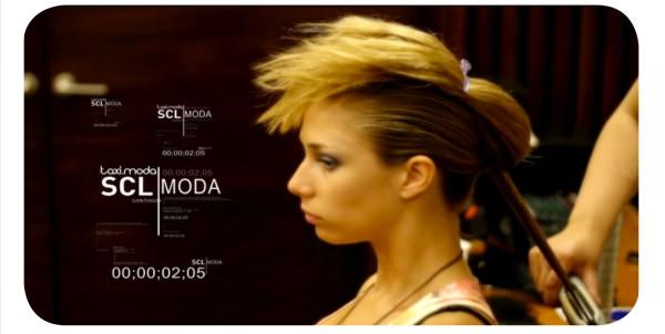 SCL/Moda en Canal 13 Cable 1