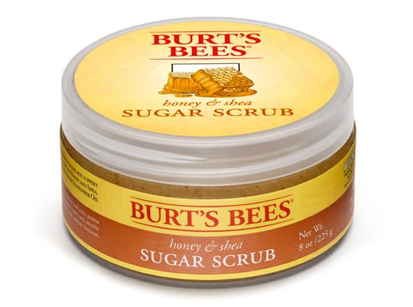 Concurso Sugar Scrub de honey & shea Burts Bees 1
