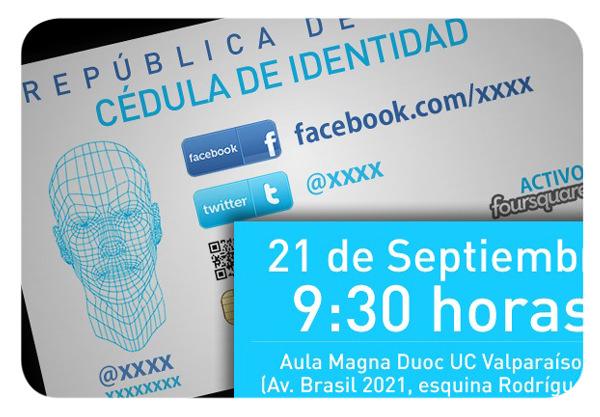 Seminario gratuito de marketing digital en Valpo 1