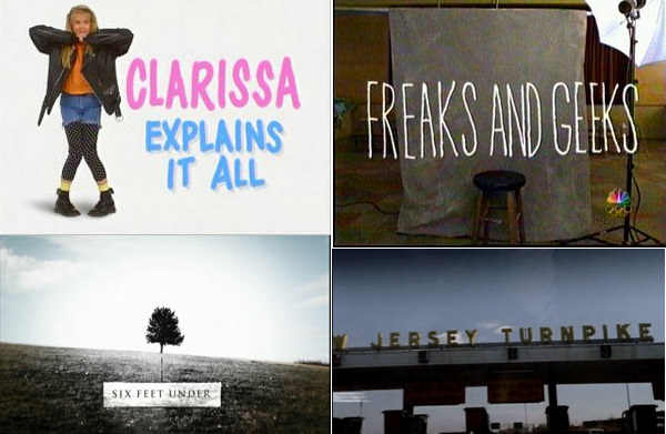 Mis intro favoritas de series 1