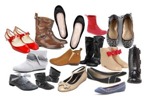 Qué zapatos ocupar para faldas y vestidos de media estación 1