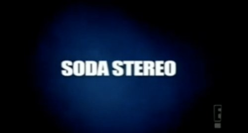 Historias Verdaderas: Soda Stereo, hoy en E! 1