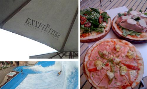 Tarde de verano, surf y pizza en la ciudad 1