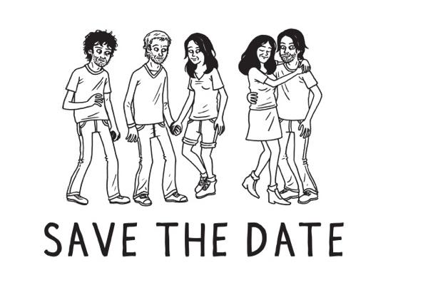 Save the date, quiero verla 1