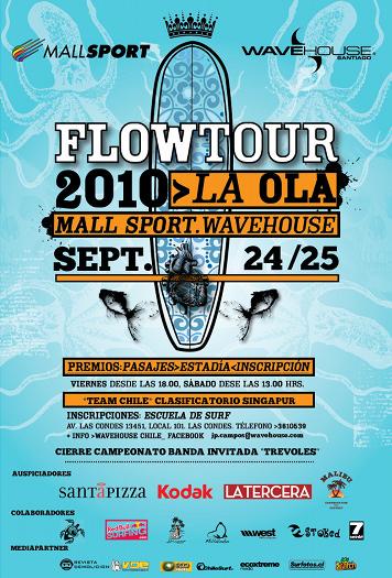 25-26/09 Flow tour II 1