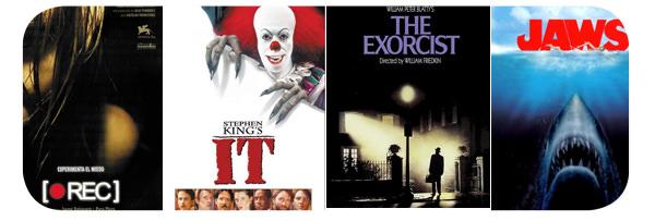Cinepack: cintas de terror: Parte I 1